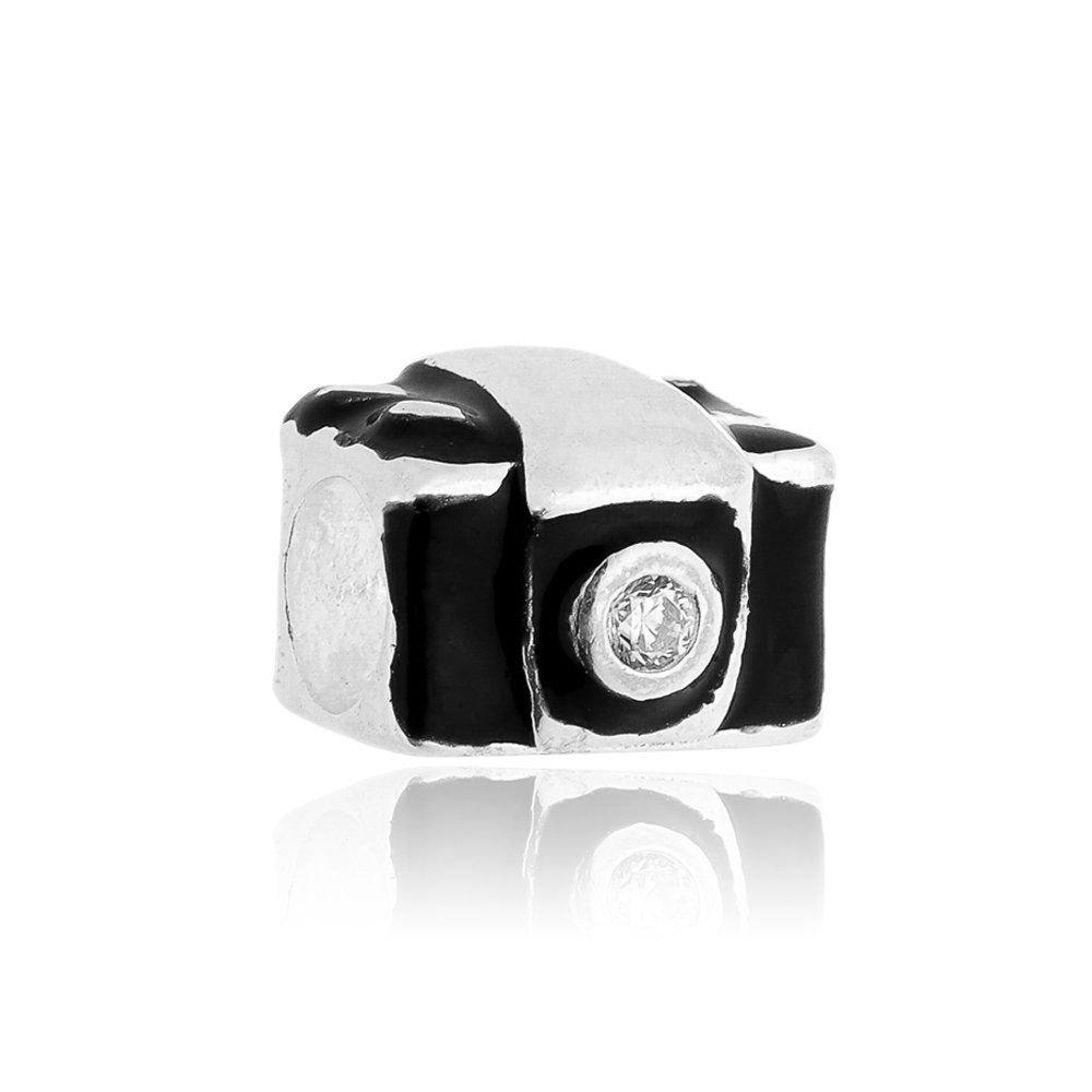 Berloque Mini Câmera Fotográfica