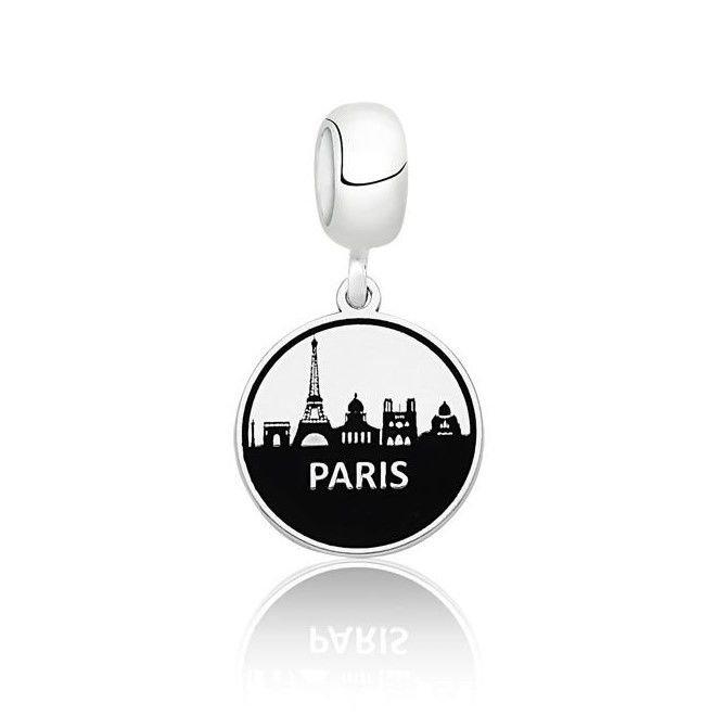 Berloque Monumentos de Paris