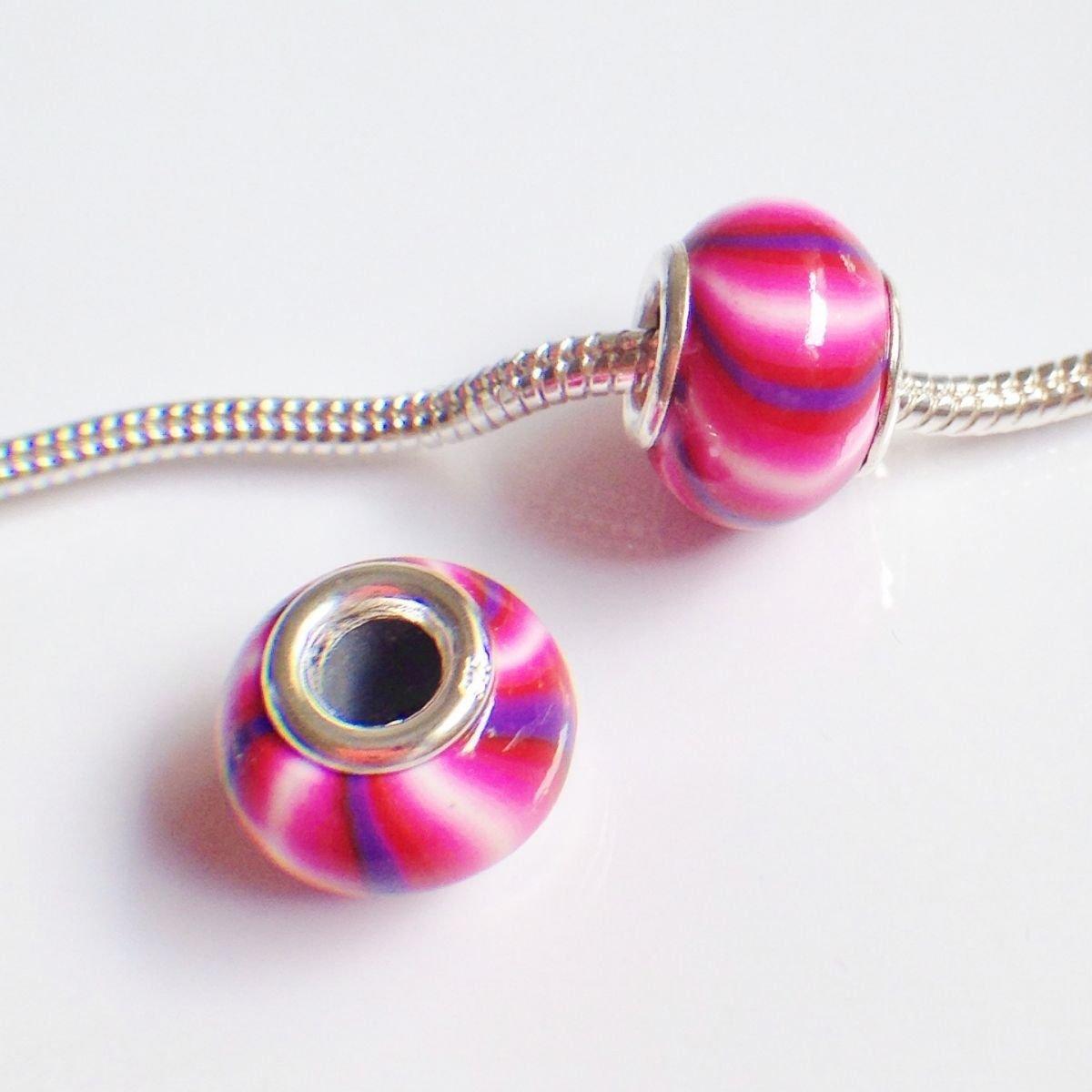 Berloque Murano Candy