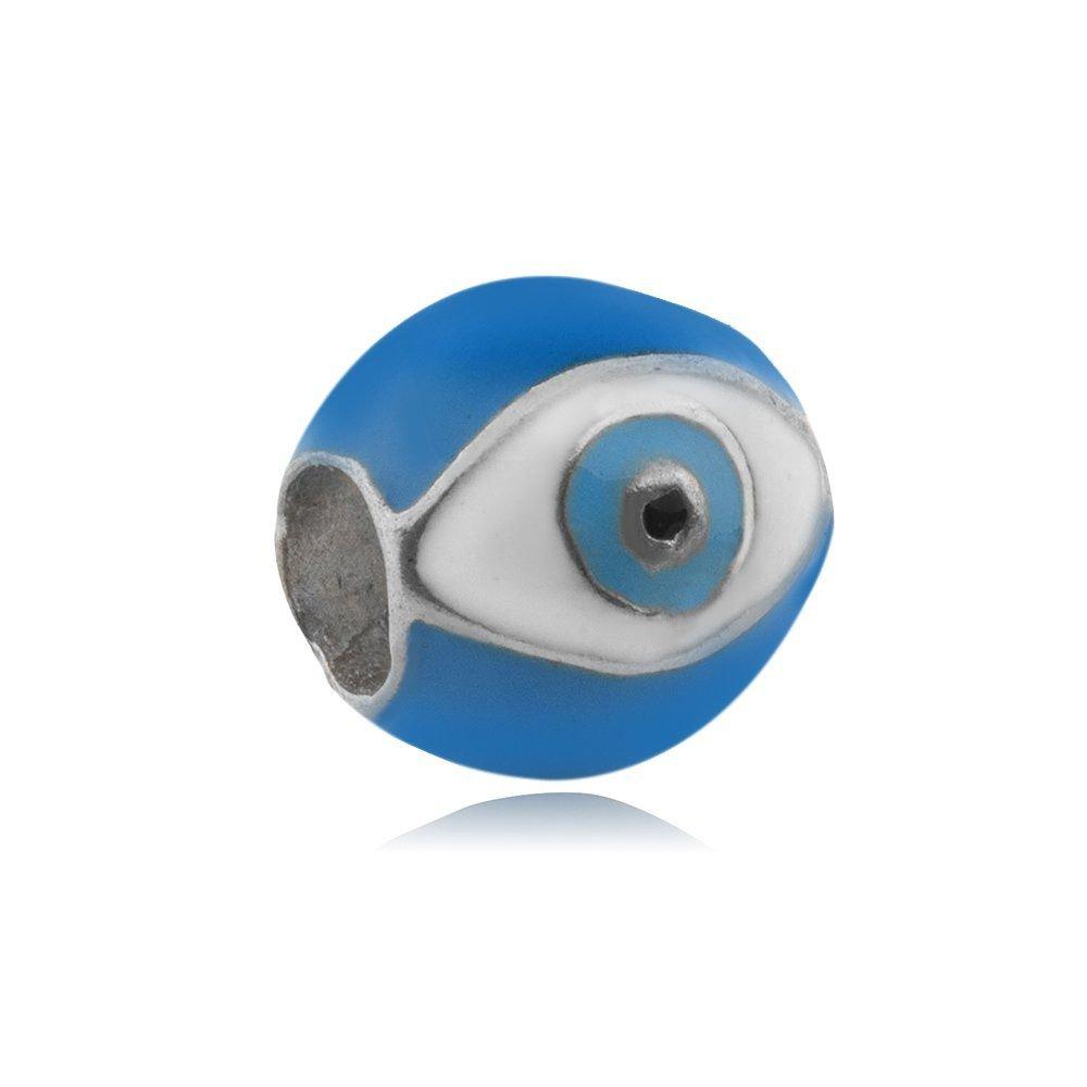 Berloque Olho Grego Bolinha