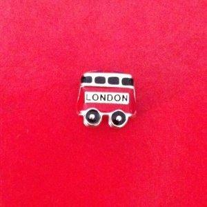 Berloque Ônibus De Londres