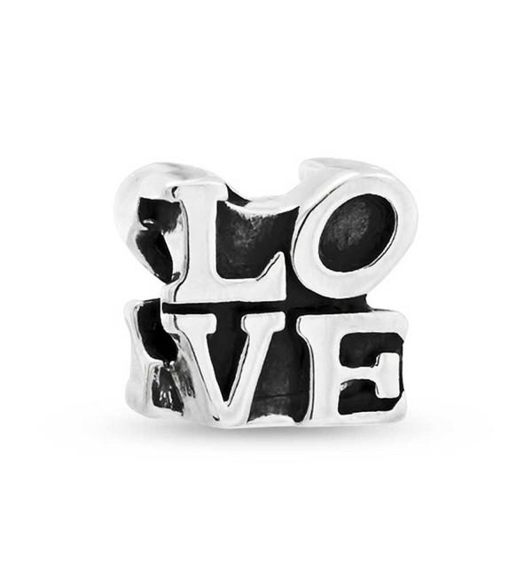 Berloque Palavra Love