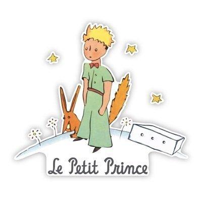 Berloque Pequeno Príncipe Esmaltado