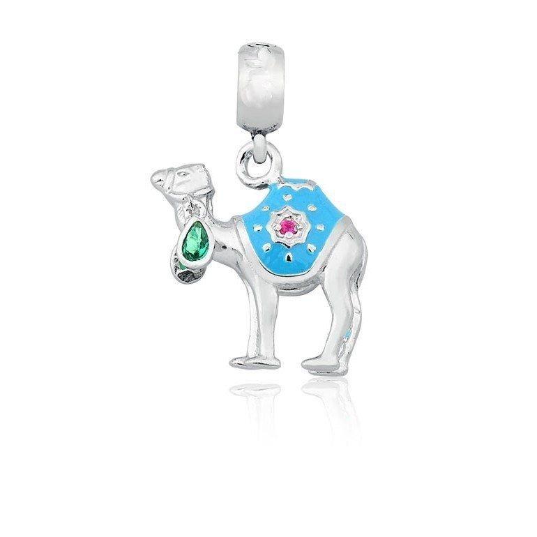 Berloque Pingente Camelo