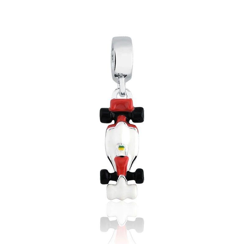 Berloque Pingente Carro de Fórmula 1