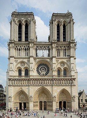 Berloque Pingente Catedral de Notre-Dame