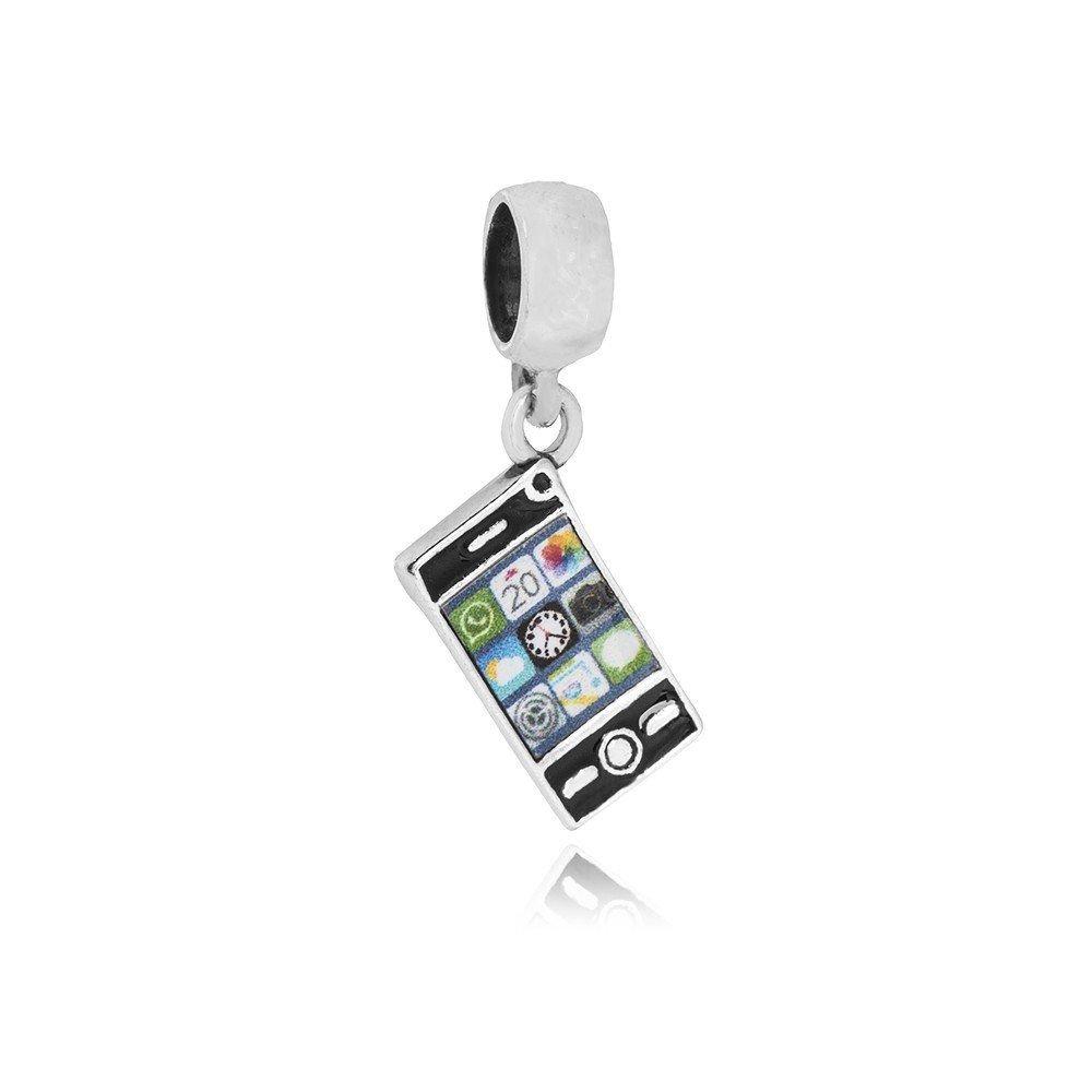 Berloque Pingente Celular Smartphone