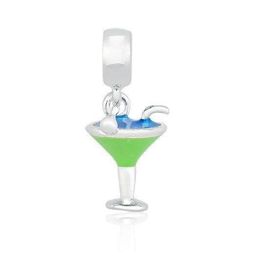 Berloque Pingente Drink