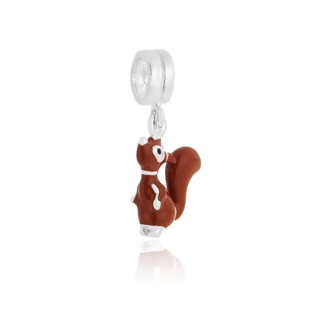 Berloque Pingente Esquilo