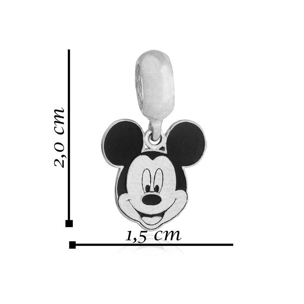Berloque Pingente Ratinho