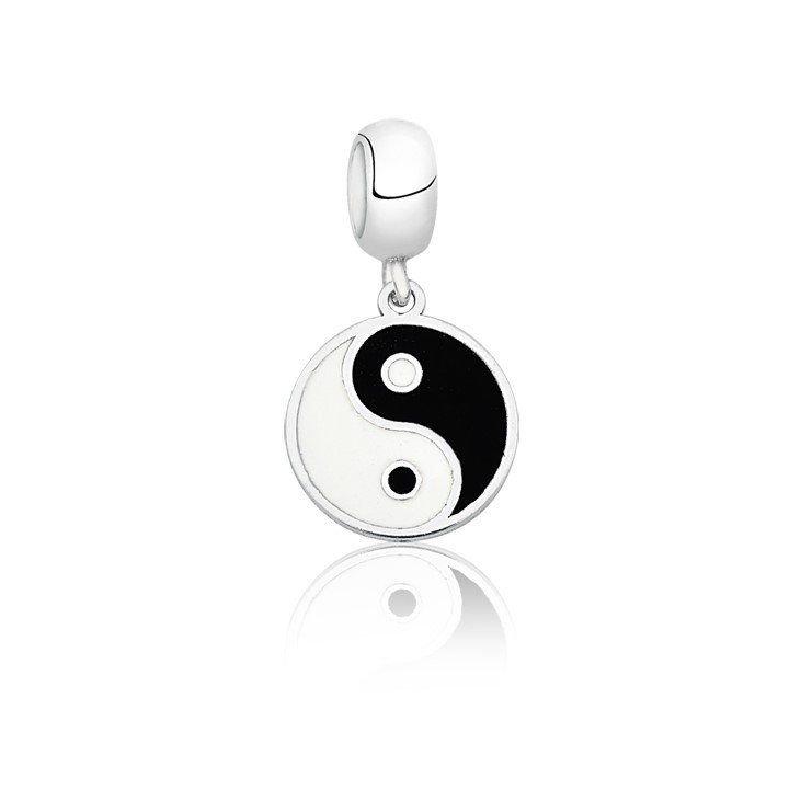 Berloque Pingente Yin Yang