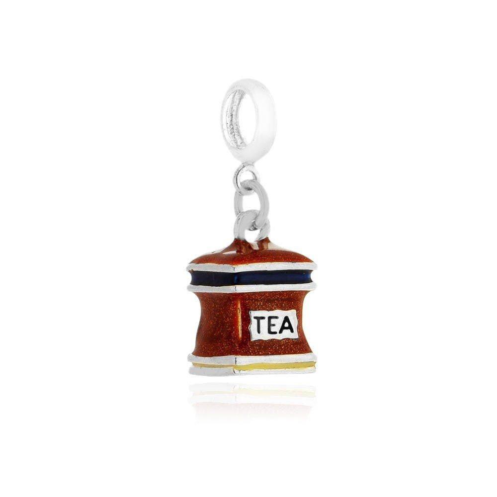 Berloque Pote de Chá