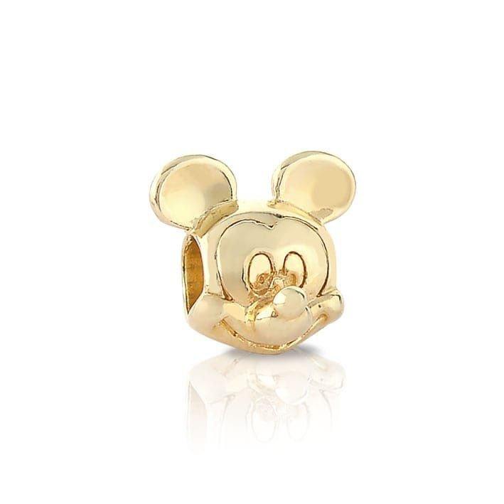 Berloque Ratinho Dourado
