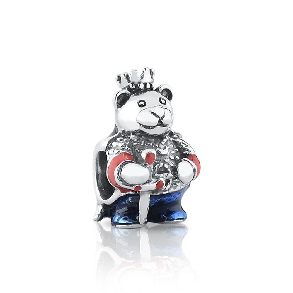 Berloque Rei Urso