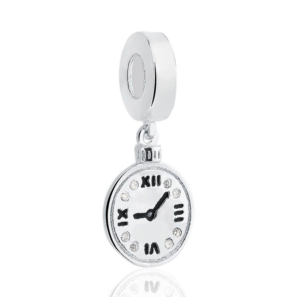 Berloque Relógio País Das Maravilhas