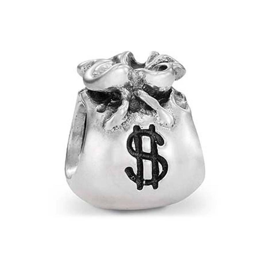 Berloque Saco de Dinheiro Da Sorte VIi