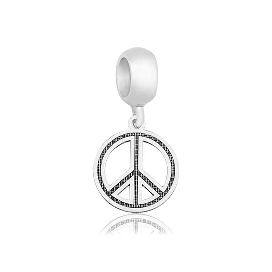 Berloque Símbolo Da Paz III