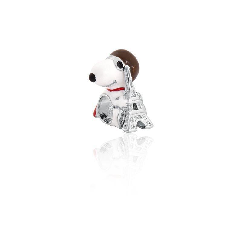 Berloque Snoopy Paris