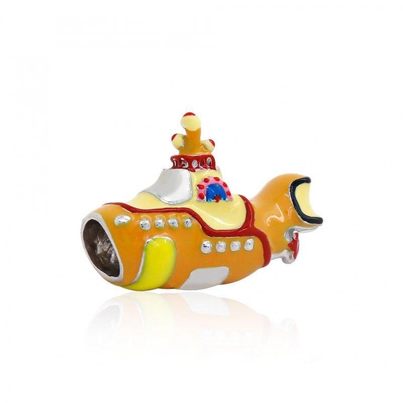 Berloque Submarino Amarelo