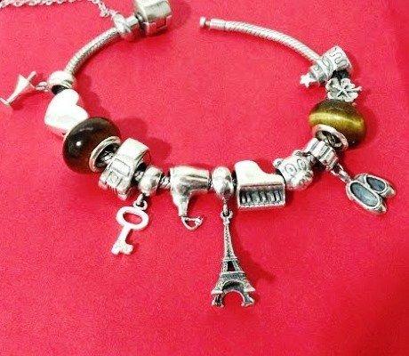 Berloque Torre Eiffel Xii