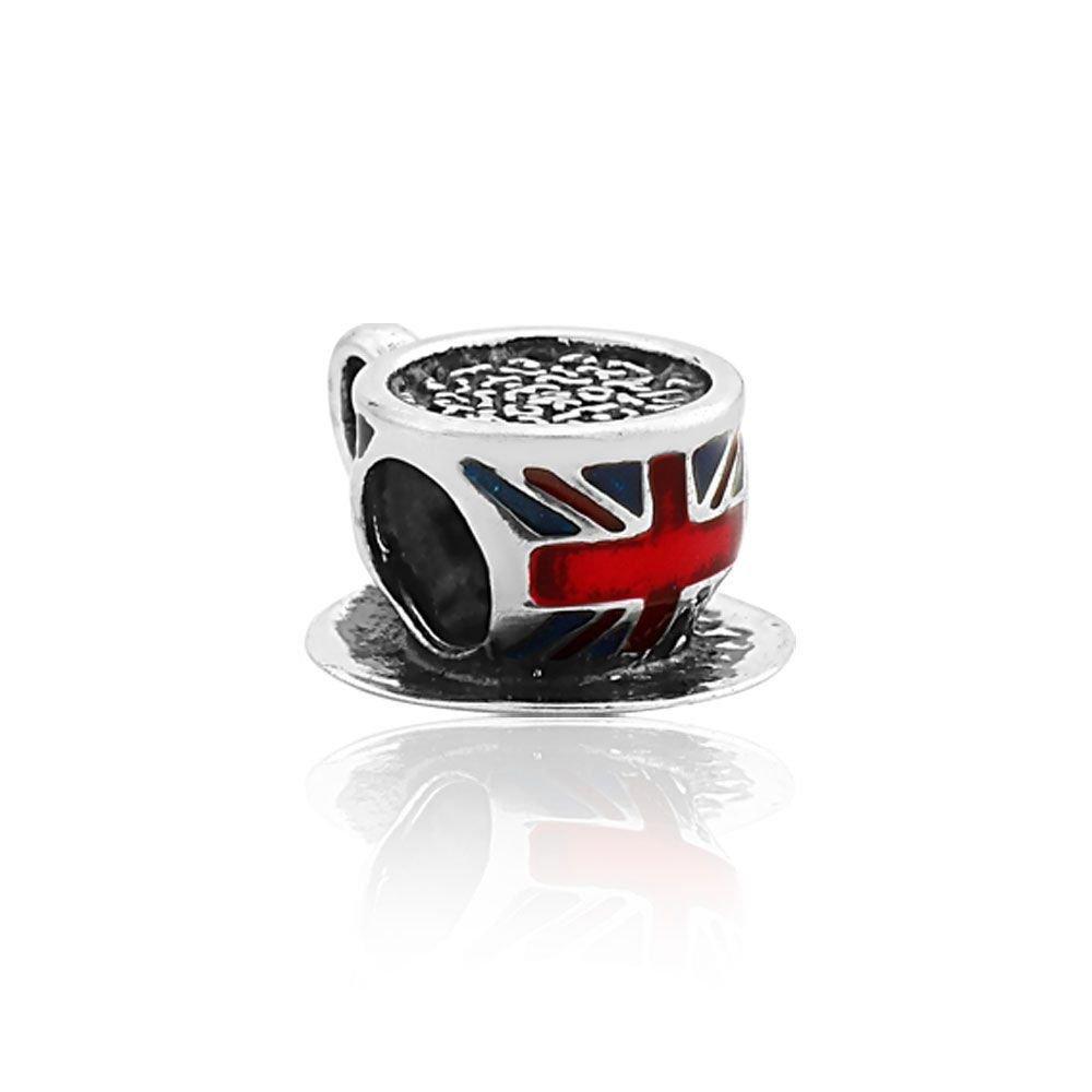 Berloque Xícara de Chá Reino Unido