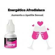 Energético Natural Afrodisíaco Aumenta Apetite Sexual 10ml