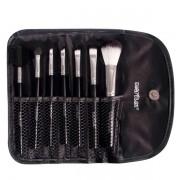 Kit 7  Pinceis  Para Maquiagem Macrilan -Kp1-3
