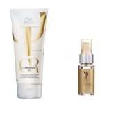 Kit Condicionador 200ml e Óleo Finalizador 30ml Wella Oil