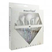 Kit Pincel Diamond Macrilan