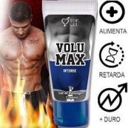 Lubrificante Gel VoluMax Prolonga E Intensifica Ereção 15ml