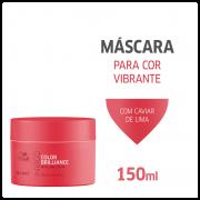 Máscara Wella Invigo Color Brilliance 150ml