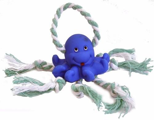 Brinquedo Pet Polvo Baby C/ Corda - Caes & Gatos