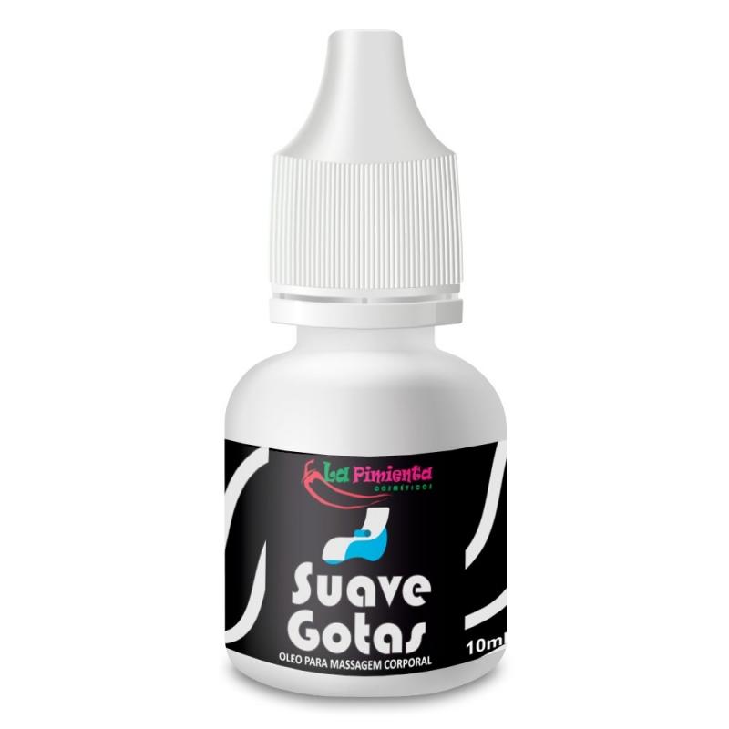 Lubrificante Deslizante Para Anal E Vagina Gotas Suave 10ml