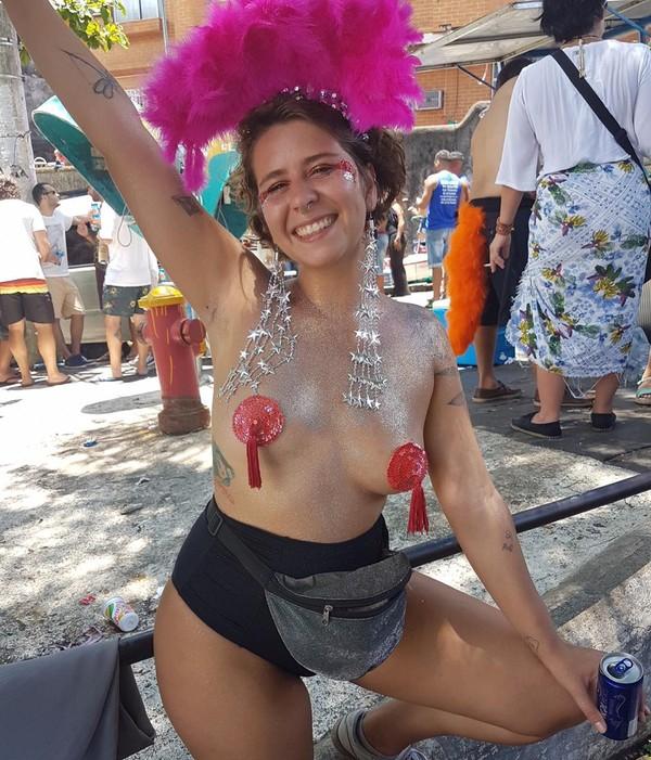 Nipple Cover (Tapa Mamilos) C/Franja