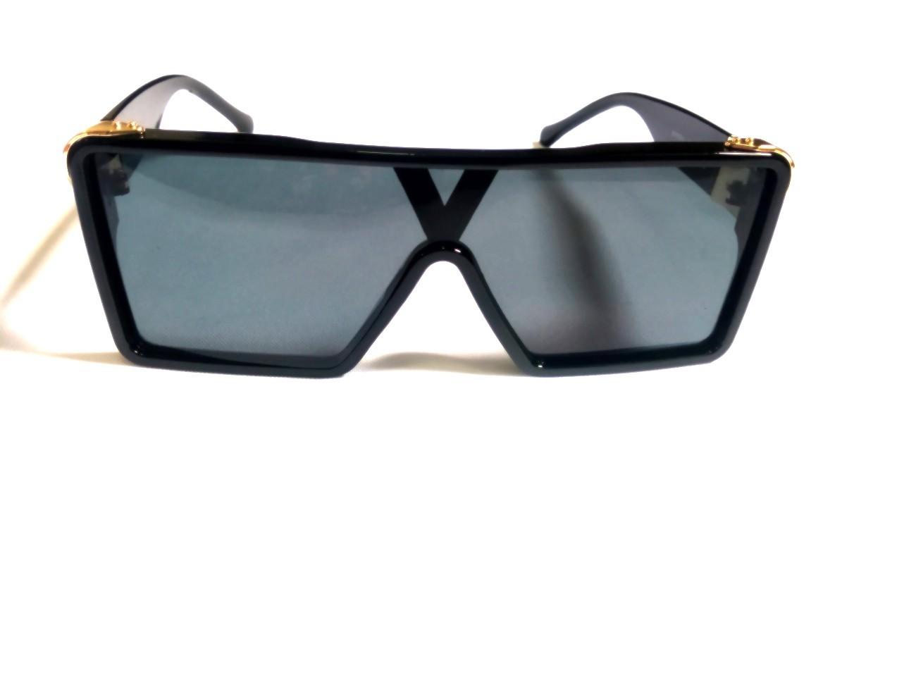 Óculos De Sol Feminino Grande Quadrado Trend-702