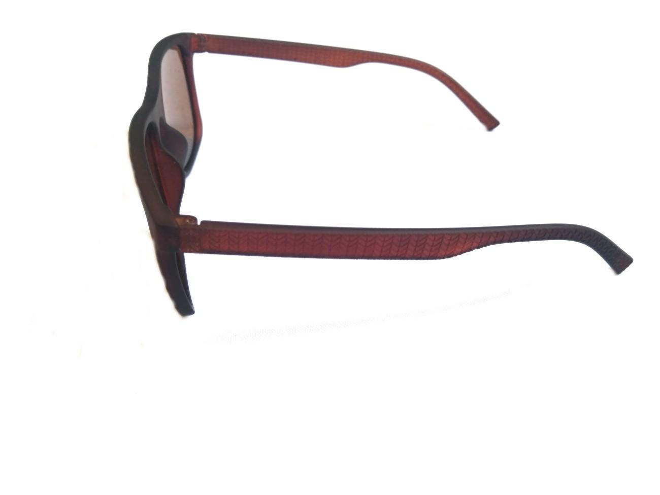 Óculos De Sol Feminino Masculino Quadrado Preto Classico