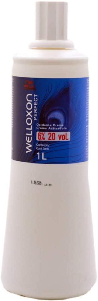 Ox Welloxon Wella 6%- 20 Volume 1Litro