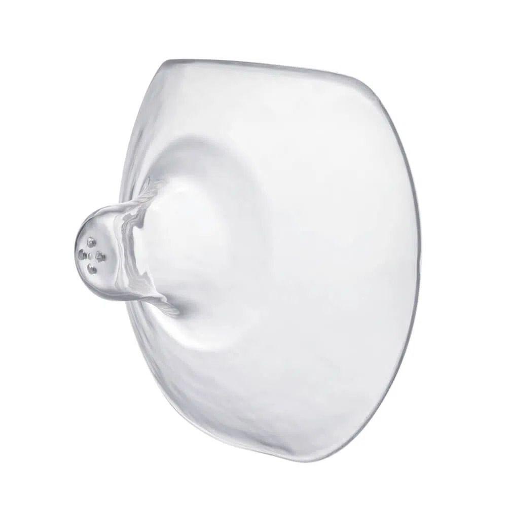 Protetor De Silicone Mamilo Bico Seio Peito Amamentação 2pcs