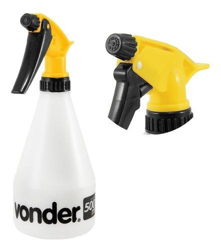 Pulverizador Borrifador Spray Jardim Limpeza 500ml Vonder