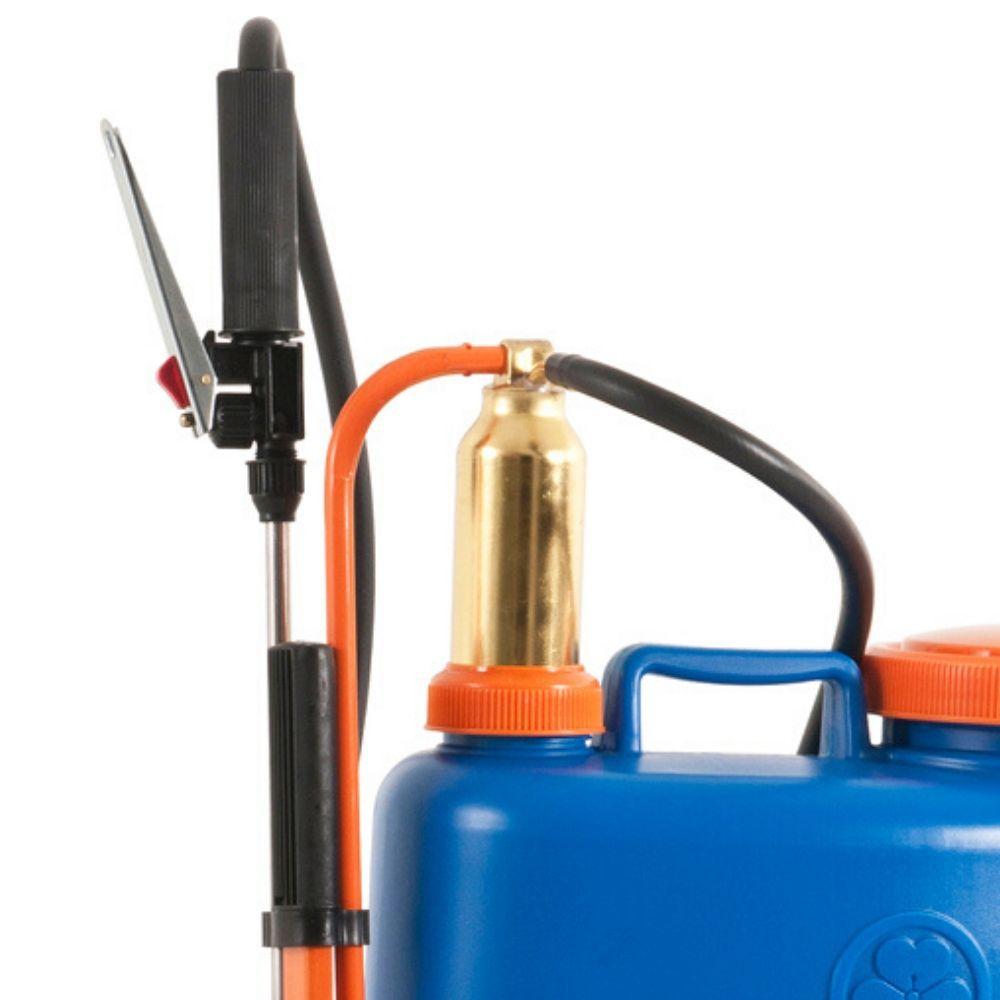 Pulverizador Costal Agrícola PJH 20 Litros Jacto Bomba De Veneno