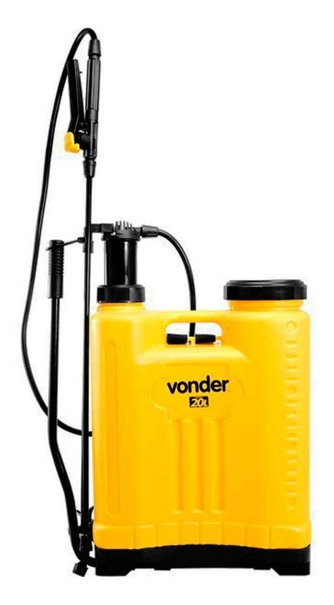 Pulverizador Costal Manual Bomba De Passar Veneno 20l Vonder