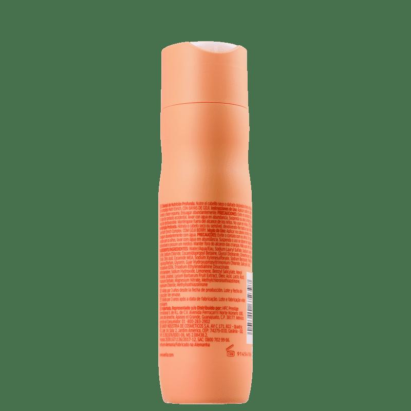 Shampoo Wella Invigo Nutri Enrich - 250ml