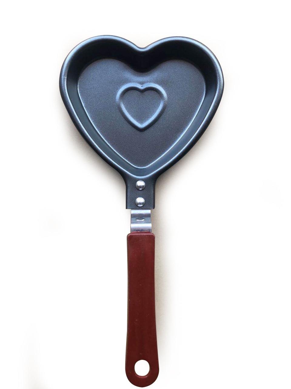 Frigideira formato coração - Cód OC404