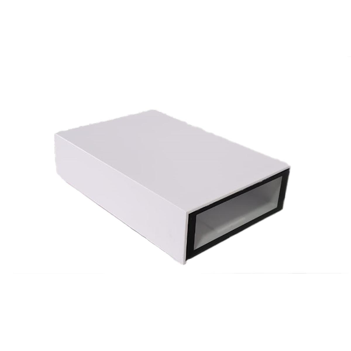 ARANDELA 4W 2 FACHOS 6500K (Branco Frio)