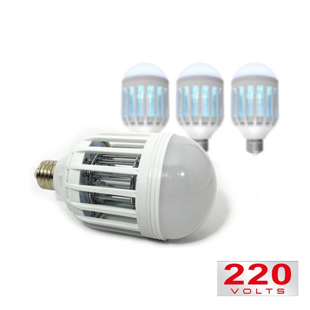 Lâmpadas Bulbo Led Anti Inseto 15w  - 220 Volts