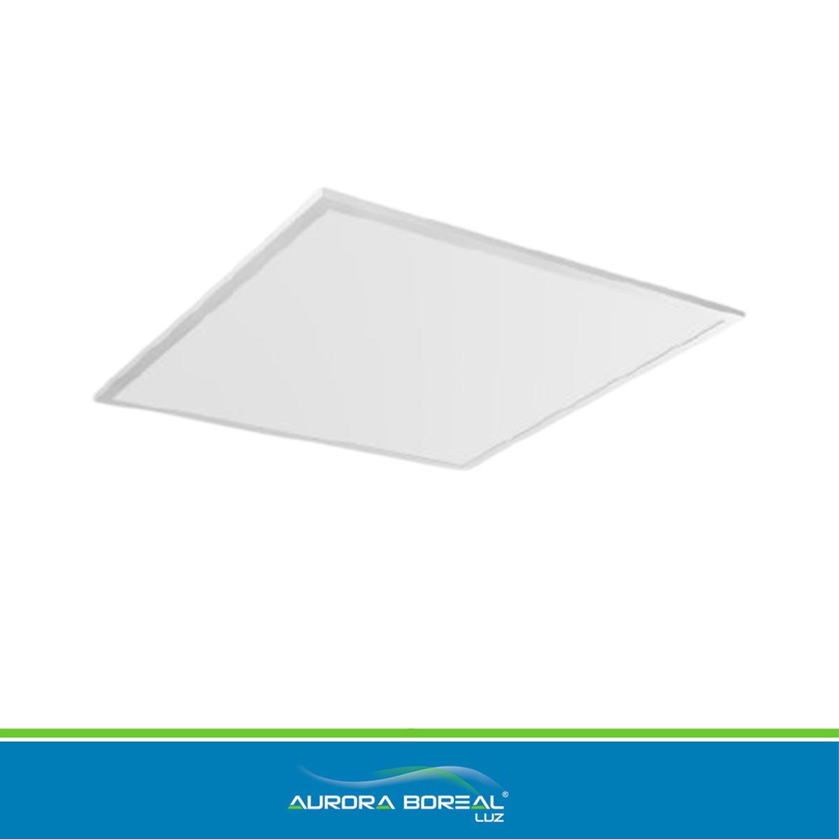 Painel Led Embutir 40w 62x62 - Branco Frio 6500k