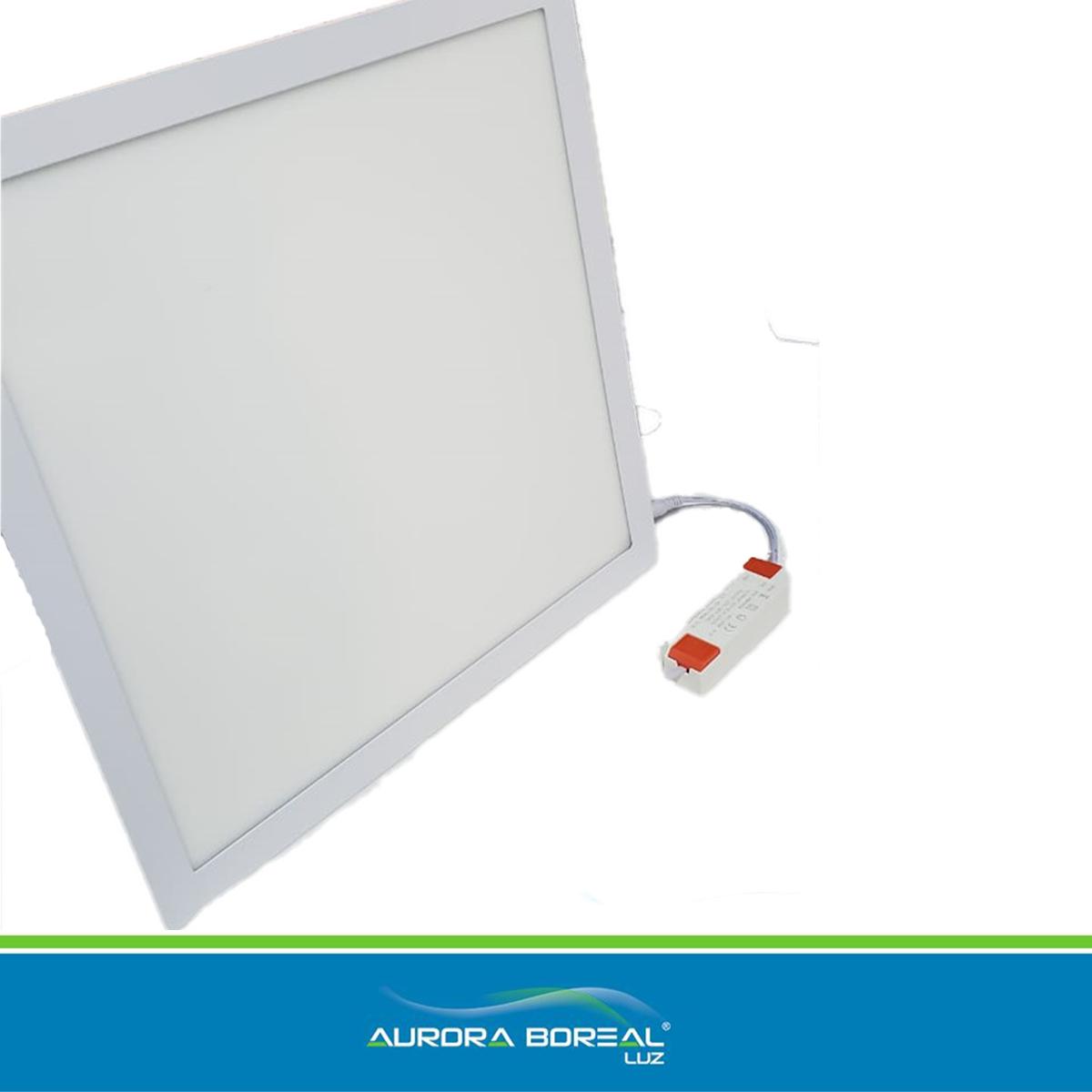 PAINEL LED QUADRADO SOBREPOR 32W - 6500K (Branco Frio)
