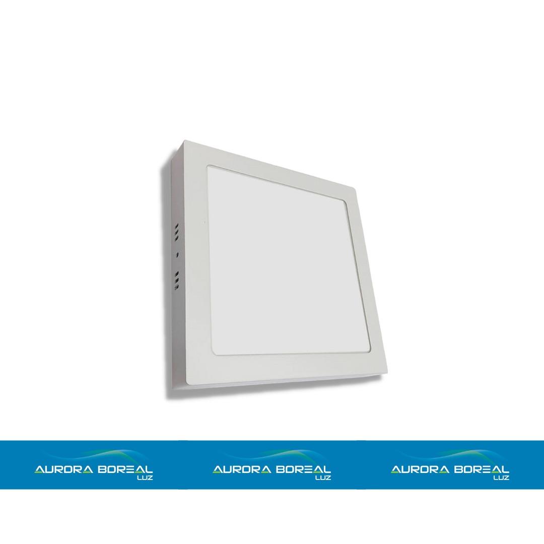 PAINEL LED SOBREPOR 24W 6500K- AURORA