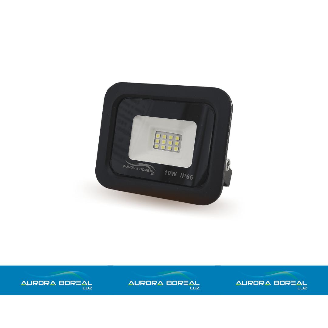 REFLETOR LED 10W - 6500K - Quality