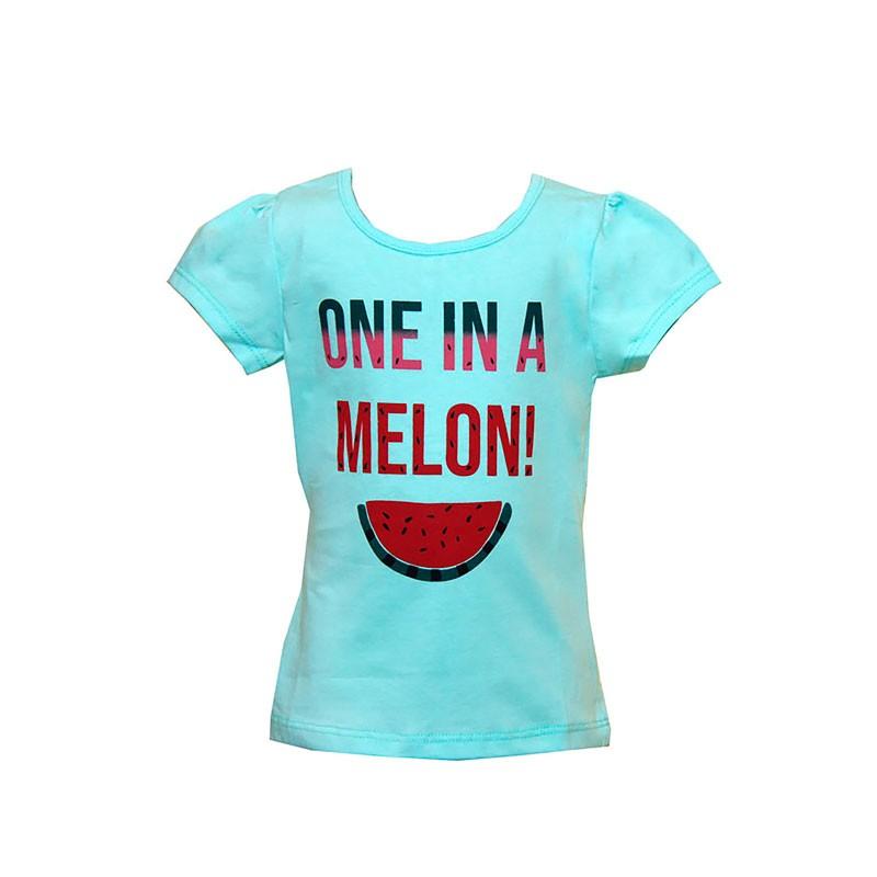 Blusa Infantil Menina Melon Verde